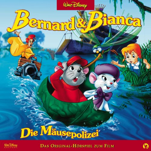 Bernard & Bianca Titelbild