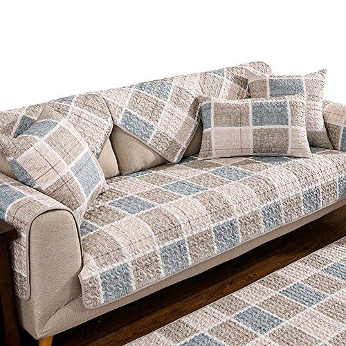 Da Jia alfombrilla antideslizante para asientos de sofá algodón cubierta Pad Muebles Protectores con Multi Tamaño disponible