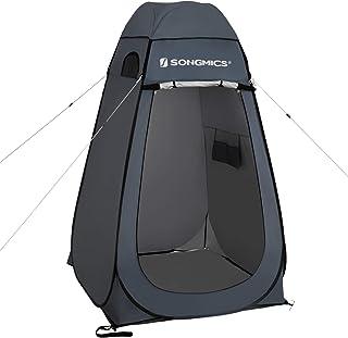 HEIRAO Pop Up Tent Tente de Pliage Mobile Unique Portable Camping en Plein air Toilette Dressing Douche Changer Tente de confidentialit/é