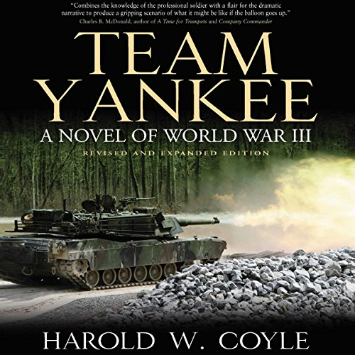 Team Yankee cover art