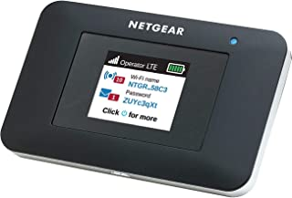 NETGEAR Mobile WiFi Hotspot | 4G LTE Router AC797-100NAS | 400Mbps Download Speed | Connect up to 15 Devices | Create a WL...