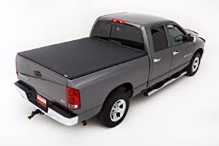 Lund 95864 Genesis Elite Tri-Fold Truck Bed Tonneau Cover for 2002-2018 Dodge Ram 1500; 2003-2018 Ram 2500, 3500   Fits 6.5' Bed (Excludes models w/RamBox)