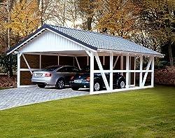 exclusiv carports carport bausatz. Black Bedroom Furniture Sets. Home Design Ideas