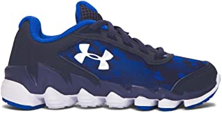 Under Armour Kids Spine Disrupt Camo, Midnight Navy/Blue, 11K