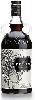 The Kraken, Rum Nero Speziato Vol. 40%, 70cl