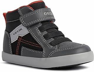 Geox B Gisli Boy A, Sneaker Garçon