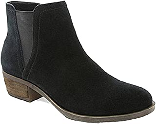 kensie Women's Garry Suede Short Fashion Casual Ankle Booties