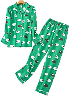 pajamas with sheep on them