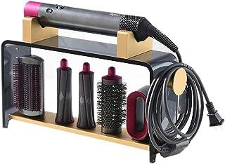 Desktop Stand for Dyson Airwrap Styler Curling Barrels Brushes, Hair Curling Wand Holder, Countertop Bracket Storage Rack ...