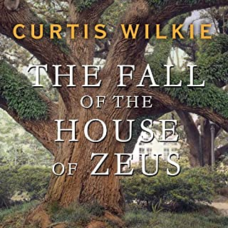 The Fall of the House of Zeus audiobook cover art