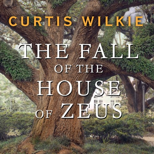 The Fall of the House of Zeus cover art