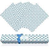 LA BELLEFÉE Scented Drawer Liners, 6-Sheets Scent Paper Liner (Fresh Linen),, Winter Gifts, Scent Paper Liners for Drawers, Closet, Shoe Chest, Dresser Shelf, Linen Closet, Vanity