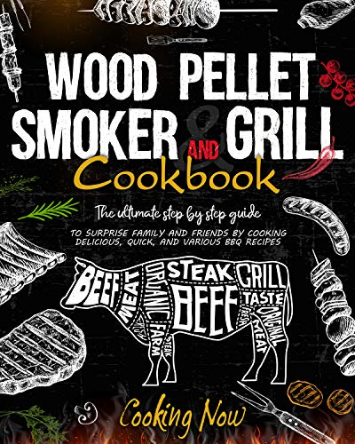 WOOD PELLET SMOKER AND GRILL COO...
