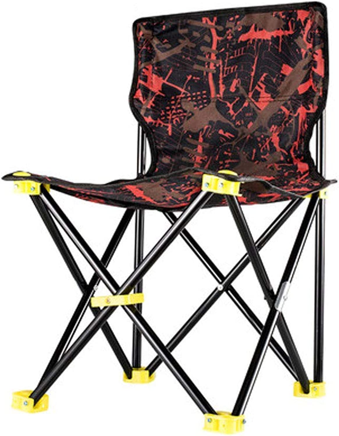 Outdoor Leisure Folding Chair  Multifunctional Portable Fishing Beach Camping Garden Balcony Comfortable Light Lazy Chair,35  35  59cm