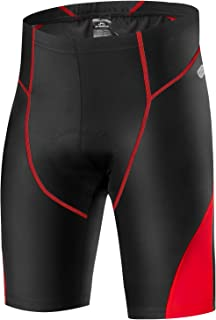 INBIKE Men's Bike Shorts with 3D Padding Anti-Slip Breathable Quick Dry Cycling Bicycle Half Pants