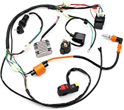 Everrich Wiring Harness Kit For ATV QUAD 150 200 250 300cc Stator CDI Coil