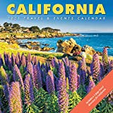 California 2021 Wall Calendar