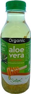 عصير عضوي من صبار الالوفيرا والعسل 400 مل من سالو