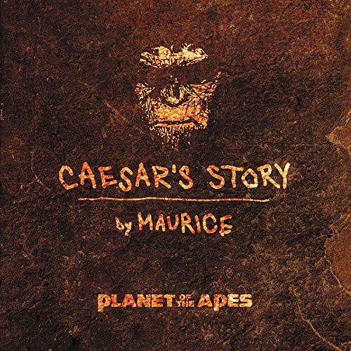 Planet of the Apes: Caesar's Story Titelbild