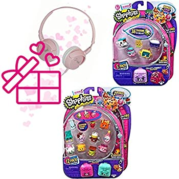 Shopkins Season 5 (1) 12 Pack and (1) 5 Pack | Shopkin.Toys - Image 1