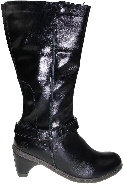DR. MARTENS Damenschuhe - - JENNA MID Stiefel - schwarz, Größe 37  Rabattverkäufe