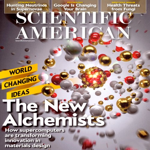 Scientific American, December 2013 audiobook cover art