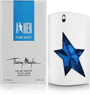Angel Men Pure Shot by Thierry Mugler 3.4 oz Eau de Toilette Spray Limited Edition