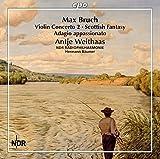 Bruch : l'Œuvre pour Violon et Orchestre, Vol. 1. Wethaas, Bäumer