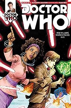 Doctor Who: The Eleventh Doctor #2.4 (English Edition) van [Rob Williams, Simon Fraser, Gary Caldwell]