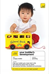 Teach Yourself Your Toddler's Development Paperback