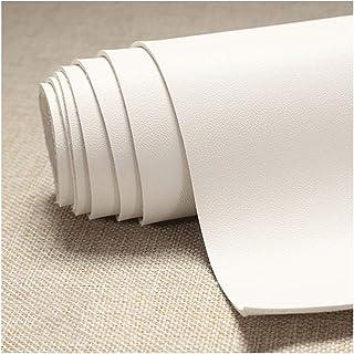 Tissu Simili Cuir Imperméable Tissu Patch de Réparation en Cuir, Rouleau Auto-Adhésif en Cuir PU Patch de Réparation Kit P...