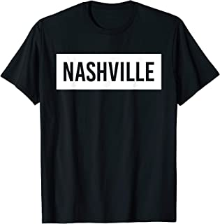 NASHVILLE TN TENNESSEE Funny City Home Roots USA Gift T-Shirt