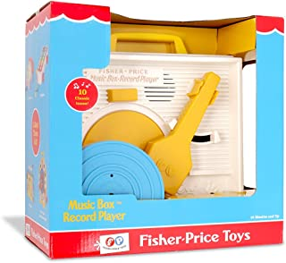 Fisher Price Classic Toys – Retro Music Box Record Player – Great Pre-School..