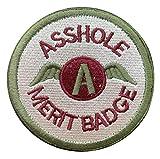 Antrix Asshole Merit...image