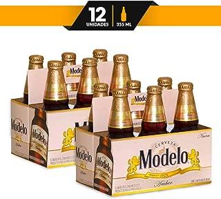 Cerveza ø mbar, Modelo ø mbar, 12 botellas de 355 ml c/u