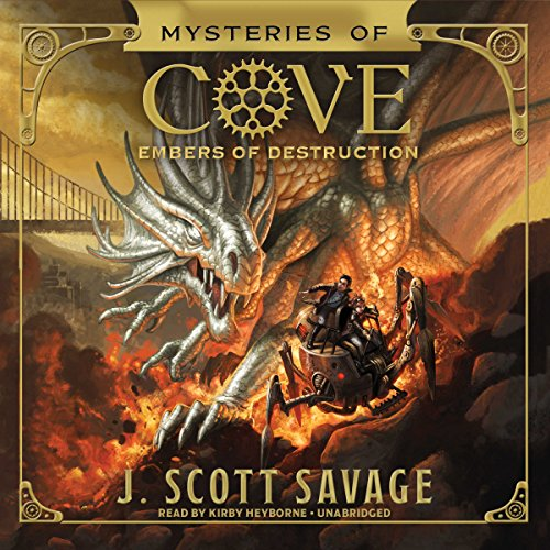 Embers of Destruction: Mysteries of Cove, Book 3
