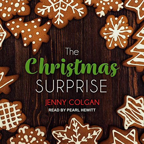 The Christmas Surprise Audiobook By Jenny Colgan cover art