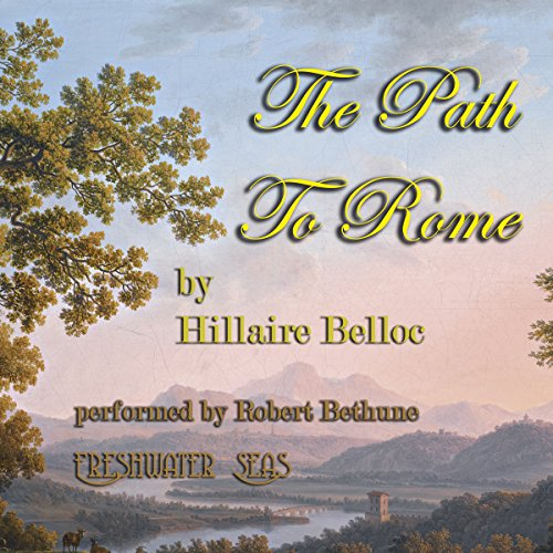 The Path to Rome audiobook cover art