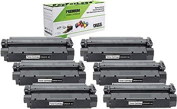 PayForLess Compatible S-35 S35 Toner Cartridge Black 6PK for Canon imageClass D300 D320 D340 D360 L170 L400 L380