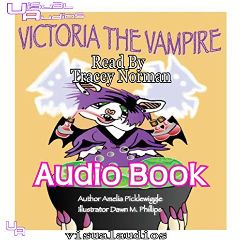 Victoria the Vampire     Halloween Town, Volume 1              By:                                                                                                                                 Amelia Picklewiggle                               Narrated by:                                                                                                                                 Tracey Norman                      Length: 6 mins     Not rated yet     Overall 0.0
