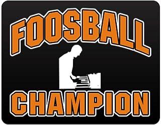 Eddany Foosball Champion Horizontal Sign 11.5'' x 9''