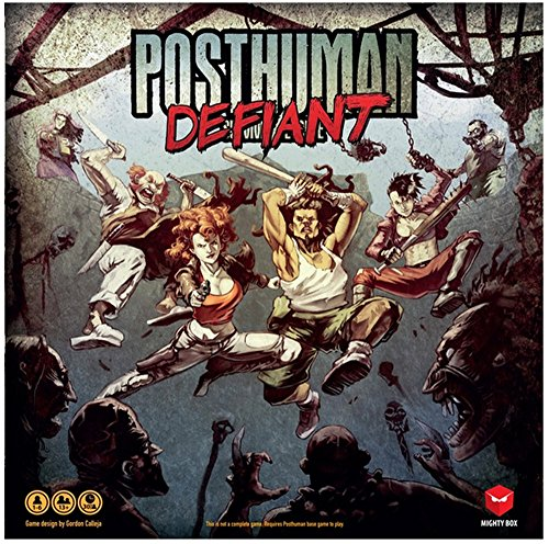 Mr. B Games MBG01011 - Posthuman Defiant Exp
