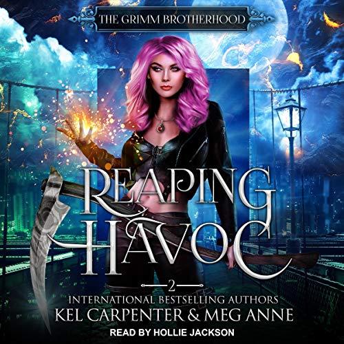 Reaping Havoc Audiobook By Kel Carpenter,                                                                                        Meg Anne cover art