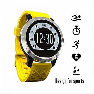 Reloj Inteligente Smartwatch con Sedentario Recordatorio Contador de caloría Monitor de Sueño Control de Música Fitness Tracker Reloj Deportes para Android iOS Apple reloj deporte y edición