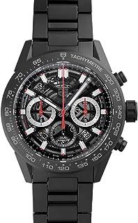 [タグホイヤー] TAG HEUER 腕時計 CBG2A90.BH0653 カレラ キャリバー ホイヤー02 クロノグラフ 45ミリ 新品 [並行輸入品]