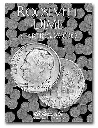 Roosevelt Dime Folder Starting 2000