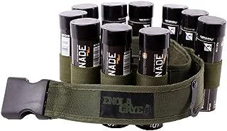 Enola Gaye HANG TEN Belt / Bandolier - Grenade Carrier (Olive)