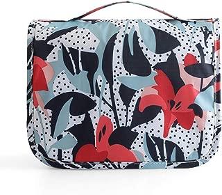 CalorMixs Hanging Toiletry Bag, Travel Organizer Cosmetic Wash Make Up Bag Case for Women Men Toiletry Kit Cosmetic Bag Travel Accessories