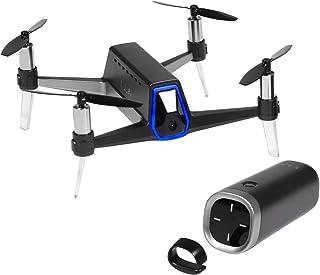 Shift IZI Nano Drone Camera 5MP FHD 1080P Patented 3D-Sensing Controller Autonomous Follow Me Mode 13 Mins Fly time Quadco...
