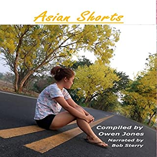 Asian Shorts audiobook cover art